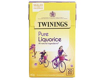 TWININGS Pure Liquorice Tea Bags
