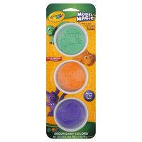 Crayola Model Magic 2.25 Ounces 3/Pkg-Secondary