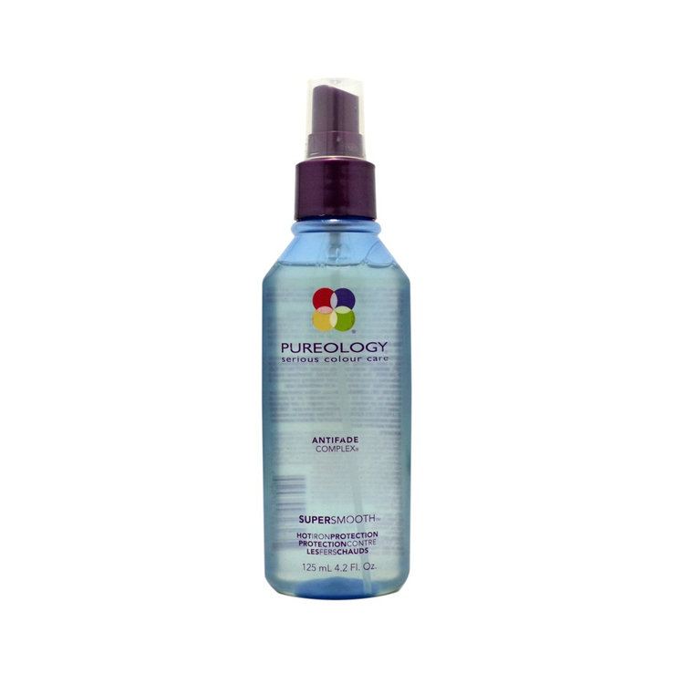 Pureology Super Smooth Hot Iron Protection Spray
