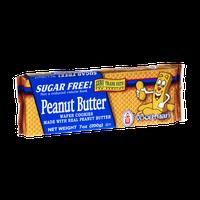 Voortman Sugar Free Peanut Butter Wafer Cookies