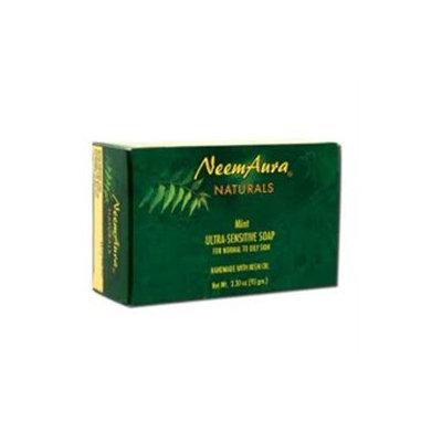 NeemAura Naturals, Ultra-Sensitive Soap Lavender Oatmeal 3.75 oz
