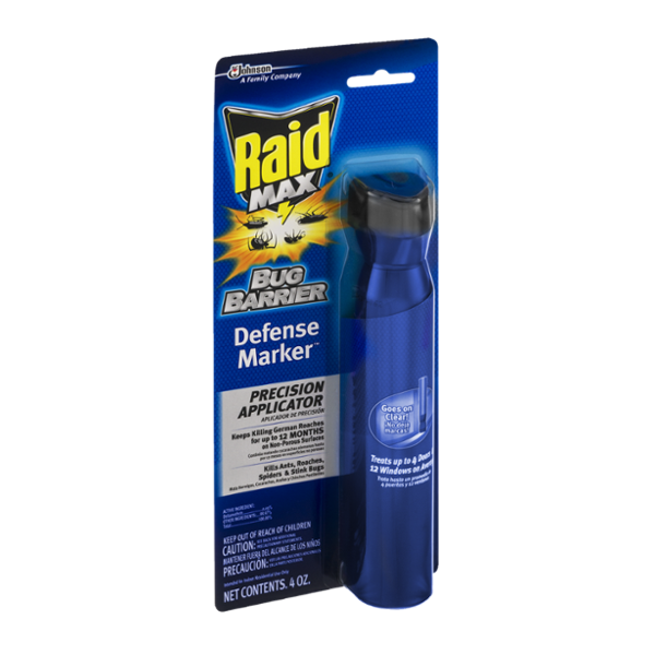 Raid Max Bug Barrier Defense Marker