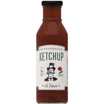 Sir Kensington's Spiced Ketchup, 14 oz, (Pack of 6)