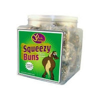 Uncle Jimmy's 15 Count Squeezy Buns Nutritional Supplements