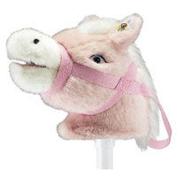 Tek Nek Rockin' Rider Sing Along Pink Stick Pony