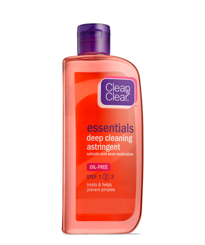 Clean & Clear Essentials Deep Cleaning Astringent
