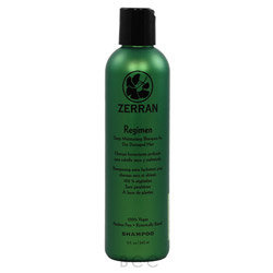 Zerran Hair Care Zerran Regimen Deep Moisturizing Shampoo for Dry Damaged Hair - 8 oz