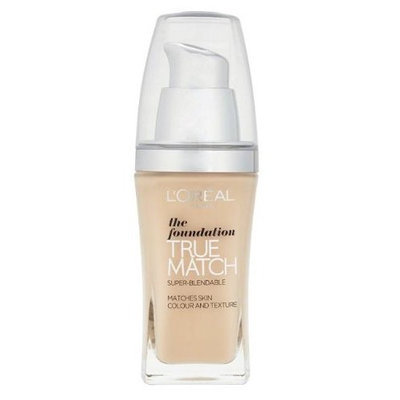 L'Oréal Paris True Match Liquid Makeup