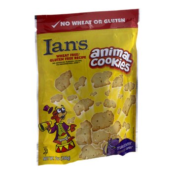 Ian's Animal Cookies