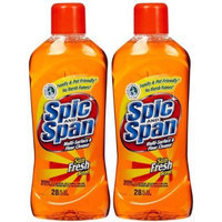 Spic n Span Spic 'N Span Sun Fresh Liquid, 28 oz-2 pack - 2 pk.