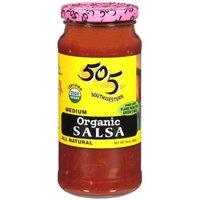 505 Southwestern Organic All Natural Salsa, 16 oz