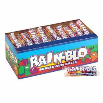 RainBlo Bubble Gum, Assorted, 48 ea