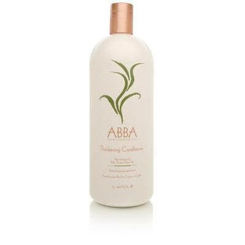 ABBA Thickening Conditioner 33.8 oz (1 Liter)
