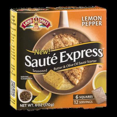 Land O'Lakes Saute Express Lemon Pepper