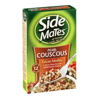 Side Mates Pearl Couscous Tuscan Medley