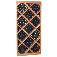 Wine Cellar Innovation Designer Series 212-Bottle Diamond Bin Wine Rack