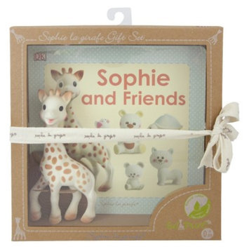 Vulli Sophie the Giraffe with Sophie and Friends Book