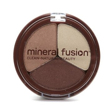 Mineral Fusion Trio Eye Shadow Palette