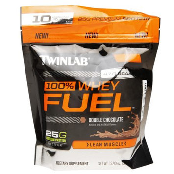 Twinlab 100% Whey Fuel Protein Double Chocolate