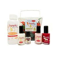 Keeki Holiday Nail Gift Set