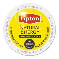 Lipton® Keurig Brewers Natural Energy Premium Tea Black K-Cup