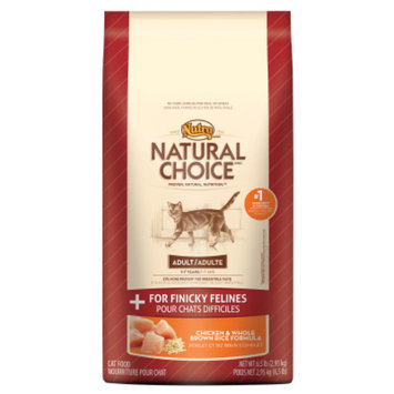 Nutro Natural Choice NUTROA NATURAL CHOICEA For Finicky Felines Adult Cat Food