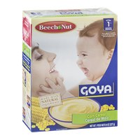 Beech-Nut® Stage 1 Goya Corn Cereal