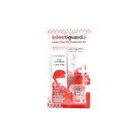 Dr. Fresh - InfectiGuard Latex Free Flu Protection Kit ( Multi-Pack)