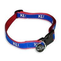 Sporty K9 Dog Collar - University of Kansas