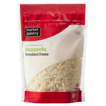 Market Pantry Shredded Mozzarella Cheese