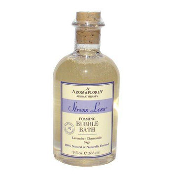 Aromafloria Stress Less Lavender Bubble Bath