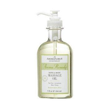 Aromafloria Aroma Remedy Tea Tree Bath & Massage Oil