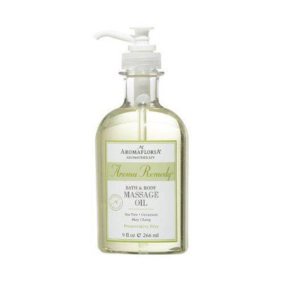 Aromafloria Aroma Remedy Tea Tree Bath & Massage Oil