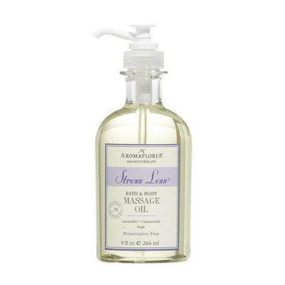 Aromafloria Stress Less Bath Body Massage Oil