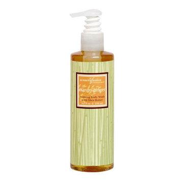 Aromafloria Sensoryfusion Mango Ginger 250ml/8oz Foaming Body Wash