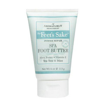 Aromafloria For Feet's Sake Intense Repair Spa Foot Butter