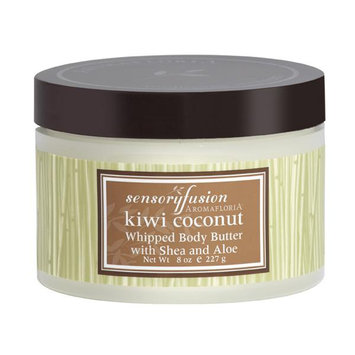 Sensory Fusion Gardenia SENSORY FUSION KIWI COCONUT by Aromaflo BODY BUTTER WITH SHEA AND ALOE