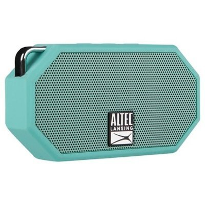 Altec Lansing Altec Mini H2O Bluetooth Waterproof Speaker Mint