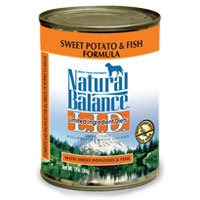 Natural Balance L.I.D. Can Dog Fish 13 oz