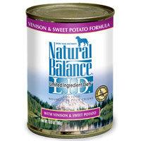 Natural Balance L.I.D. Can Dog Venison 13 oz