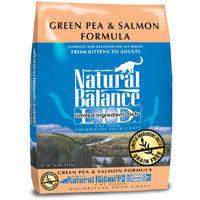 Natural Balance L.I.D. Dry Cat Salmon 5 lbs
