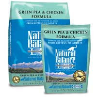 Natural Balance L.I.D. Dry Cat Chicken 5 lbs
