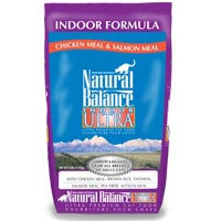 Natural Balance Indoor Ultra Premium Dry Cat Food