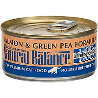 Natural Balance L.I.D. Can Cat Salmon 6 oz
