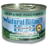 Phillips Feed & Pet Supply Natural Balance LID Can Dog Food 12 Pack Chicken