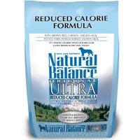 Natural Balance Original Ultra Reduced Calorie Formula Dry Dog Food