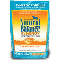 Natural Balance Synergy Ultra Premium Formula Dry Dog Food