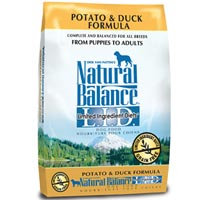 Phillips Feed & Pet Supply Natural Balance LID Duck/Potato Dry Dog Food 13LB