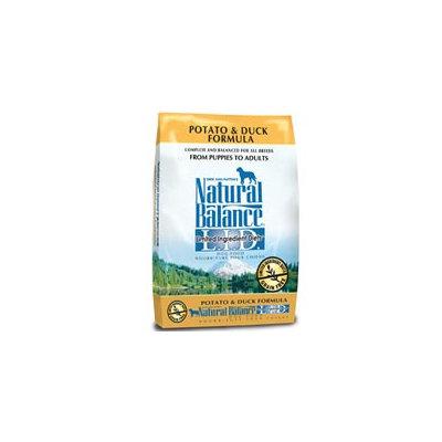 Phillips Feed & Pet Supply Natural Balance LID Duck/Potato Dry Dog Food 13LB