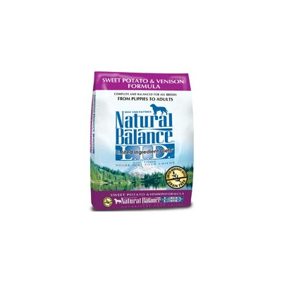 Phillips Feed & Pet Supply Natural Balance LID Venison Dry Dog Food 13LB